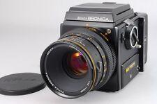 2295#GC Bronica SQ Medium Format SLR Film Camera w/ S 80mm F/2.8 lens Excellent