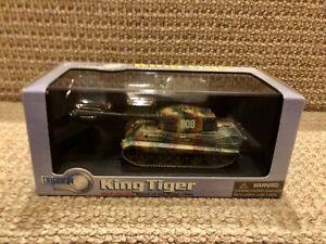 Dragon Armor 1:72 King Tiger - Battle of the Bulge 1944 - Peiper, No. 60004