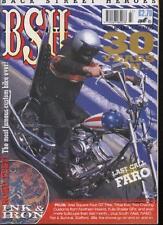 BSH THE EUROPEAN CUSTOM BIKE MAGAZINE - July 1999