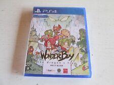 Wonder Boy: The Dragon's Trap (Sony PS4). Asian English Version. Brand New.