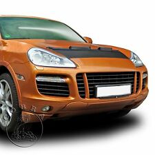 Porsche Cayenne Turbo 2002 03 04 05 06 07 08 2009 Bra Car Bonnet Hood Mask
