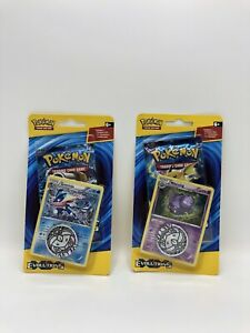 Pokémon XY EVOLUTIONS 1 Pack Checklane Blister (1 Booster, Holo, Coin)
