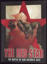 RED STAR VOLUME'S 1 & 2 SOFTCOVER LOT 1ST PRINTINGS OOP IMAGE ARCHANGEL 2001/02