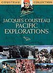 Jacques Cousteau - Pacific Explorations Series (DVD, 2005, 6-Disc Set)