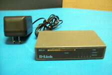 D - LINK DSS-5+ 10/100 FAST ETHERNET SWITCH