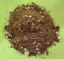 African Violet Potting Soil Mix Peat Moss and Coarse Perlite 4 dry quarts 10 cup