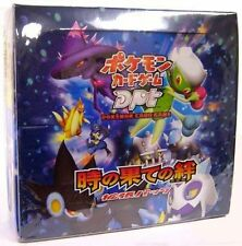 Pokemon Card Game DPt Ties of the end of the time Booster Box Pack JAPAN IMPORT