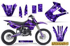 Kawasaki KX85 KX100 2001-2013 Graphics Kit CREATORX Decals INFERNO PR