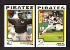 2004 Topps PITTSBURGH PIRATES Team Set w/ Traded 26 Cards