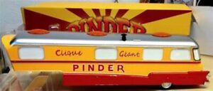 PINDER  caravane semi.directoriale   ASSOMPTION  IXO   direkt collection 22