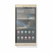 2 x Clear LCD Screen Protector Film Foil Saver For Huawei P8 Max