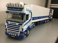 Tekno 1:50 Scania R Fresco Seafoods Irland  Irish Collection