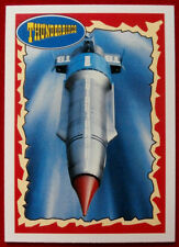 THUNDERBIRDS - To The Rescue! - Card #28 - Topps, 1993 - Gerry Anderson