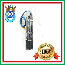 MOTORE SOMMERSO MONOFASE  LOWARA 4OS07M235   HP 1/ 0,75 KW  - 230V