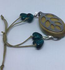 Bellabeat Bracelet, Adjustable Bellabeat Bracelet Heart Beads