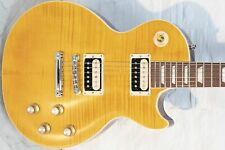 More details for slash collection gibson les paul standard electric guitar appetite amber
