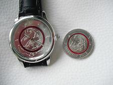 """5 euro moneta Set """"zona tropicale"""" in timbro lucentezza + orologio con münzsymbol-rarità"""