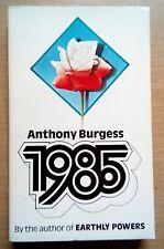 1985 by Anthony Burgess - Paperback - Author of A Clockwork Orange.