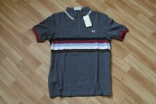 BNWT  MENS FRED PERRY BRAD WIGGINS POLO T-SHIRT M  100% AUTHENTIC!