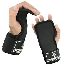 Gym Weight Lifting Training Strong Hand Grip Gel Pad Wrist Support Lift Gloves