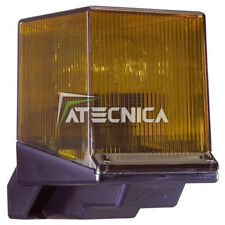 Lampeggiante FAACLIGHT 230V 410013 lampeggiatore cancelli originale Faac FAACLED