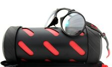 RARE New OAKLEY MADMAN FERRARI Black Iridium Polarized Sunglasses OO 6019-06