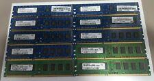 LOT of 15 ELPIDA 1GB 1Rx8 PC3-8500U RAM EBJ10UE8BDF0-AE-F EBJ10UE8BAFA-AE-E