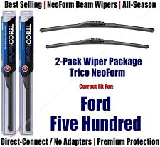 2pk Super-Premium NeoForm Wipers fit 2007 Ford Five Hundred - 16-2415/2015