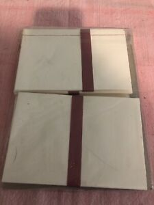 Avon French Aster Stationery Refill 20 Note Papers Cards Envelopes