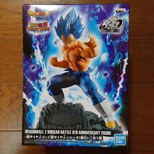 Banpresto Dragonball Z Dokkan Bataille 6TH Ssg Ss Vegeta Evolution Figurine 18cm