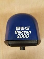 B&G Halcyon 2000 Fluxgate Network Compass 486-00-009 H2000 H3000 WTP