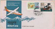 Postal History Bhutanese Stamps