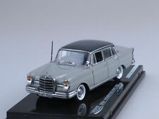 Mercedes Benz 220SE 1959 Gray-Black Vitesse 28704 1:43