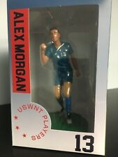 ALEX MORGAN FIGURE STATUE UNITED STATES WOMANS NATIONAL SOCCER TEAM USWNT (NEW)