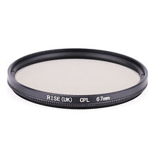67mm CPL Circular Polarizing C-PL Filter for Canon Nikon DSLR Camera lens