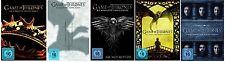 Game of Thrones Staffel 2-6 (2+3+4+5+6) DVD Set NEU OVP