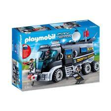 PLAYMOBIL 9360 Camión de la unidad especial de Policia