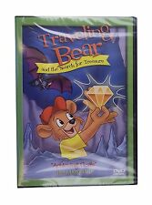 Traveling Bear and the Search for Treasure - Vol 3 - DVD