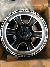 NEW American Racing Satin Black Machined Wheel 15x9.0 6x139.7 AR90259068724N