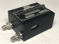 IntraAction Corp. Q-Switch for 4mm Dia Nd:YAG Lasers @ AR 1064nm AQS-244A AOQS