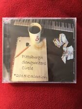Pittsburgh Songwriters Circle 2015 Collection by Various (2 CD's, 2015, PSWC) 2
