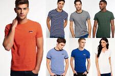Neues Superdry für Männer und Frauen T-shirts Versch. Modelle und Farben 0510