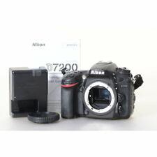 Nikon D7200 SLR-Digitalkamera - 24 MP, 8 cm (3,2 Zoll) - VBA450AE