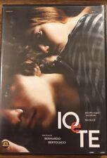 Io e Te [Me and You] *REGION 2 PAL* (DVD, 2013, Bertolucci, English Subtitles)