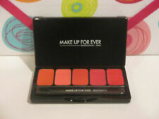 MAKE UP FOR EVER ~ ROUGE ARTIST 5 LIPSTICK PALETTE ~ # 01 ~ FULL SIZE