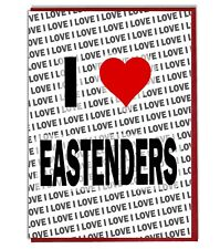 Greeting Card - Birthday Card - I Love Eastenders