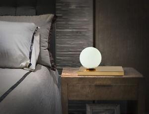 Flos Globle Milk Glass Table Desk Lamp Study Light Home Lighting Fixture Reading