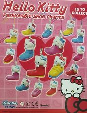 Hello Kitty Fashionable Shoe Charms Complete Set of 16