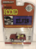 Elvis 1970 Ford Bronco 1974 Houston Show Rodeo 1:64 Greenlight