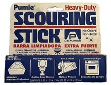 PUMIE Pumice Heavy Duty Scouring Stick No Odors Non Toxic Multi Surface Cleaner